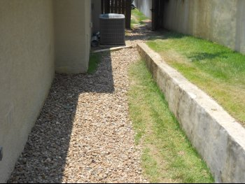 Drainage Correction Services IN SAN ANTONIO